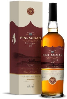 Finlaggan Port Wood Finish